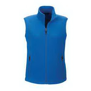 North End (R) Ladies' Voyage Fleece Vest