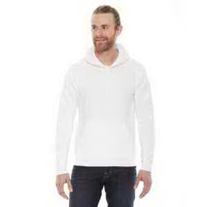 American Apparel Unisex Flex Fleece Pullover Hoodie
