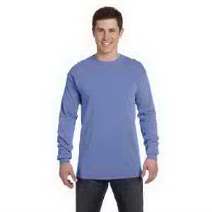 Comfort Colors Ringspun Garment-Dyed Long-Sleeve T-Shirt