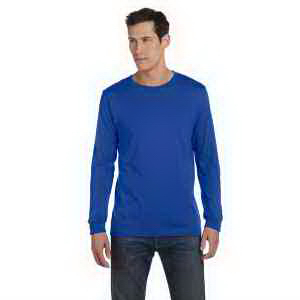 Bella + Canvas Men's Jersey Long-Sleeve T-shirt