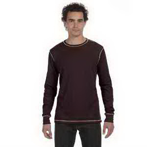 Bella + Canvas Men's Thermal Long Sleeve T-Shirt