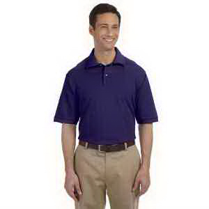 Men's 6.5 oz Cotton Pique Polo