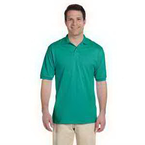 Men's 5.6 oz, 50/50 Jersey Polo with SpotShield (TM)