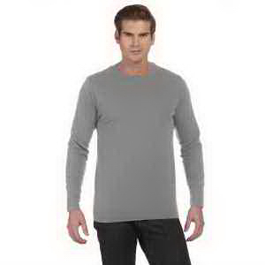 Alternative Men's Joey Slub Long-Sleeve Crew