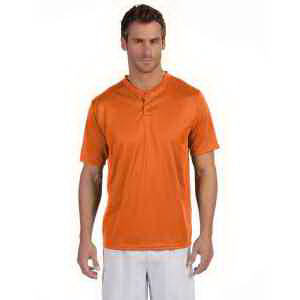 Augusta Sportswear (R) Wicking Two-Button Jersey