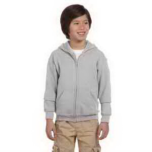 Youth 8oz Heavy Blend (TM) Full Zip Hood