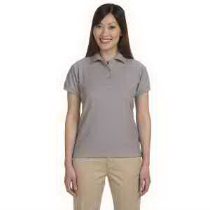 Harriton Ladies' 5 oz Blend-Tek (TM) Polo