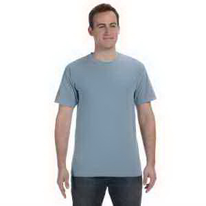 5.6 oz Pigment-Dyed & Direct-Dyed Ringspun T-Shirt