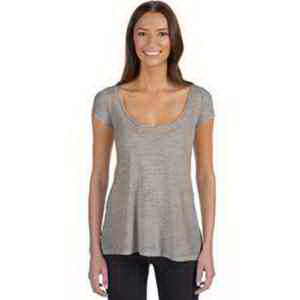 Alternative Ladies' Short-Sleeve Drape Top