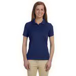 Ladies' Dri-Fast (TM) Advantage (TM) Solid Mesh Polo
