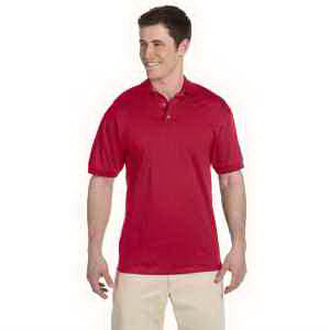 6.1 oz Cotton Jersey Polo