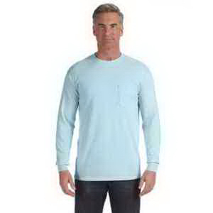 Comfort Colors (R) Long-Sleeve Pocket T-Shirt