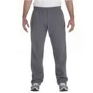 8 oz Heavy Blend (TM) 50/50 Open Bottom Sweat pants