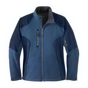 North End (R) Ladies' Compass Colorblock Soft Shell Jacket