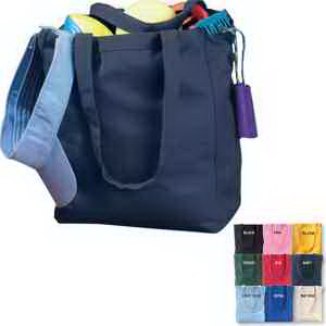 Canvas Book Tote bag