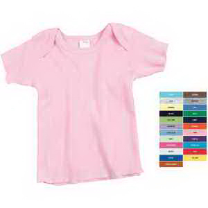 Infant 5 oz Lap Shoulder t-shirt