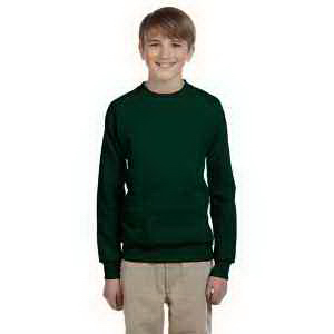 Youth 7.8 oz ComfortBlend (R) EcoSmart (R) 50/50 Fleece