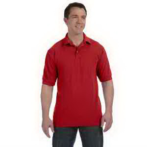 Men's 7 oz Cotton Pique Polo