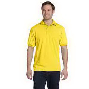 5.5 oz 50/50 Jersey Knit Polo