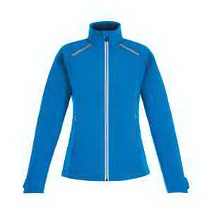 Ladies' Excursion Soft Shell Jacket w/Laser Stitch Accents