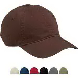 Econscious Organic Cotton Twill Unstructured Baseball Hat