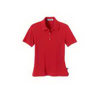 Extreme Ladies' Pique Short-Sleeve Polo with Teflon(R)