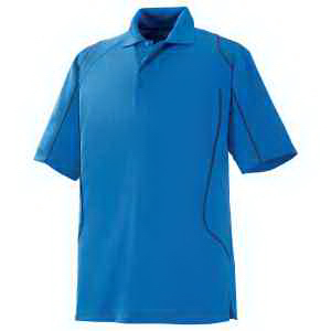 Men's Velocity Snag Protection Colorblock Polo
