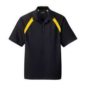 Extreme Eperformance (TM) Men's Colorblock Pique Polo