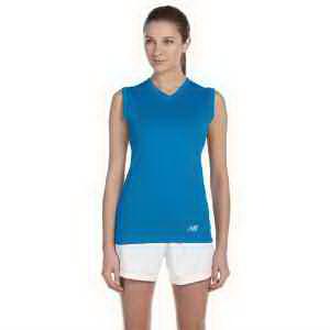 New Balance Ladies' Ndurance Athletic Workout T-Shirt