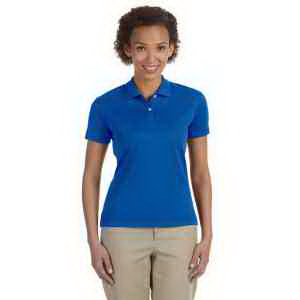Devon & Jones Ladies' Pima-Tech (TM) Jet Pique Polo