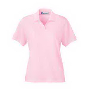 Extreme Ladies' Cotton Blend Pique Polo