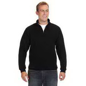 J. America Heavyweight Fleece Quarter-Zip