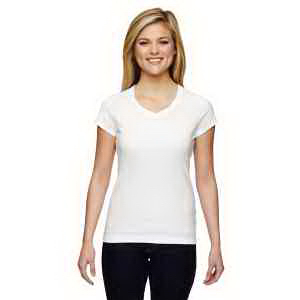 Vapor (R) Ladies' Cotton Short-Sleeve T-Shirt