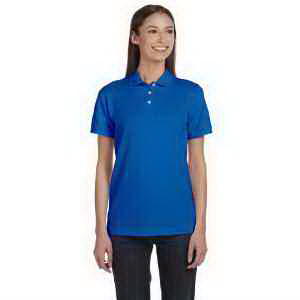 Anvil ladies' 6.5 oz pique sport shirt