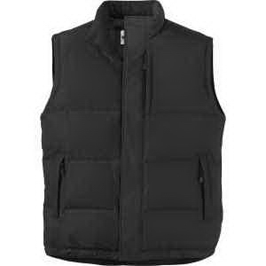 North End (R) Men's Quilted Down Vest