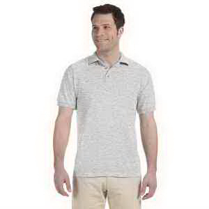 5.6 oz 50/50 Blended Jersey Polo
