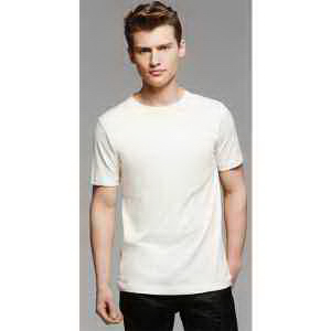 Bella + Canvas Men's Organic Jersey Short-Sleeve T-Shirt