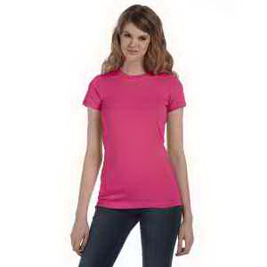 Bella + Canvas Ladies' Made in the USA Favortie T-Shirt
