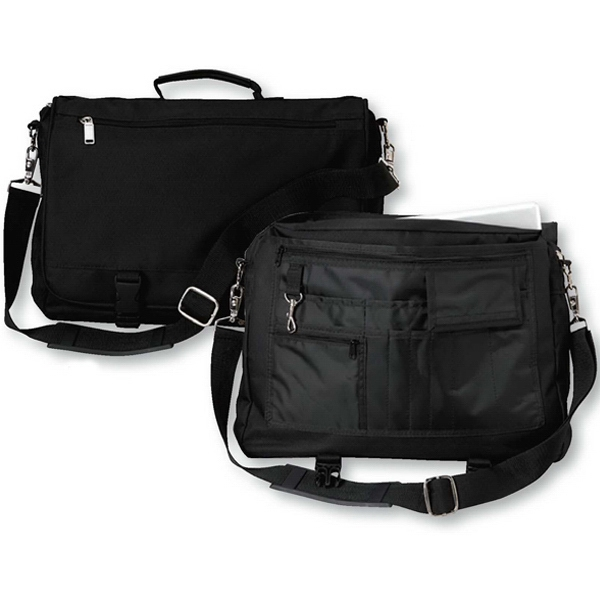 Corporate Raider Expandable Briefcase