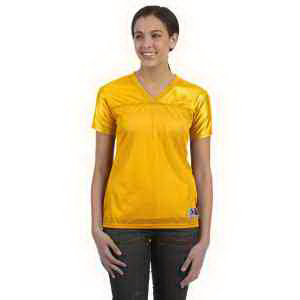 Augusta Sportswear Ladies' Junior Fit Replica Football Tee