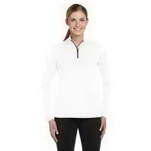 Alo Sport Ladies' Quarter-Zip Lightweight Pullover
