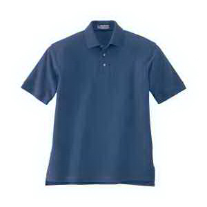 Extreme Men's Cotton Blend Pique Polo