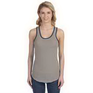 Alternative Ladies' Eco Ringer Racer Tank