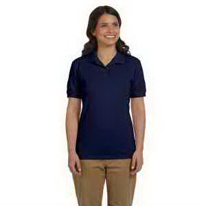 Ladies' 6.5 oz DryBlend (TM) Pique Sport Shirt