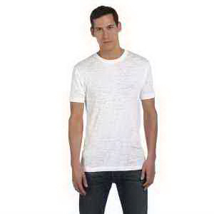 Bella + Canvas Men's Burnout Short-Sleeve T-Shirt