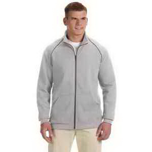 Gildan (R) Premium Cotton (TM) 9 oz Fleece Full-Zip Jacket