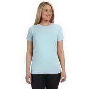 Comfort Colors Ladies' 4.8 oz Ringspun Garment-Dyed T-Shirt