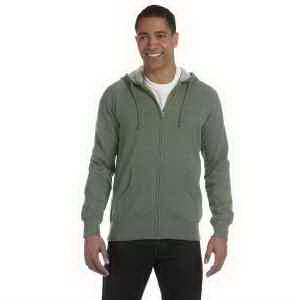 Econscious 7 oz Unisex Organic/Recycled Heathered Full Zip