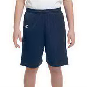 Russell Athletic Youth Nylon Tricot Mesh Short
