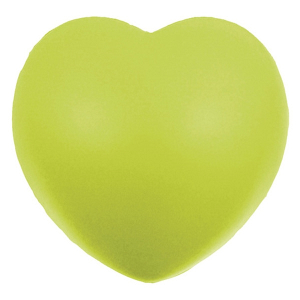 Eco-Friendly Foam Stress Reliever Ball-Heart